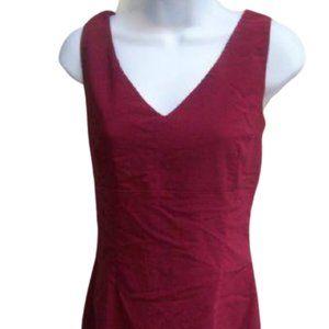 Digital Red Dress Size 9 10